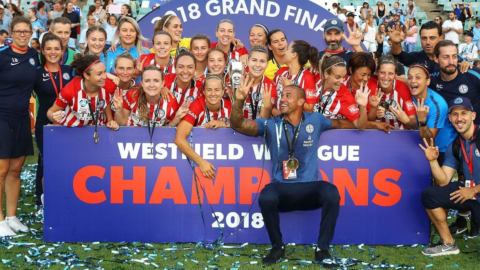 Every W-League live at last