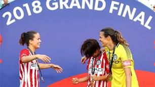 World Cup winner, Matilda & NWSL champion among 'fierce' City signing trio