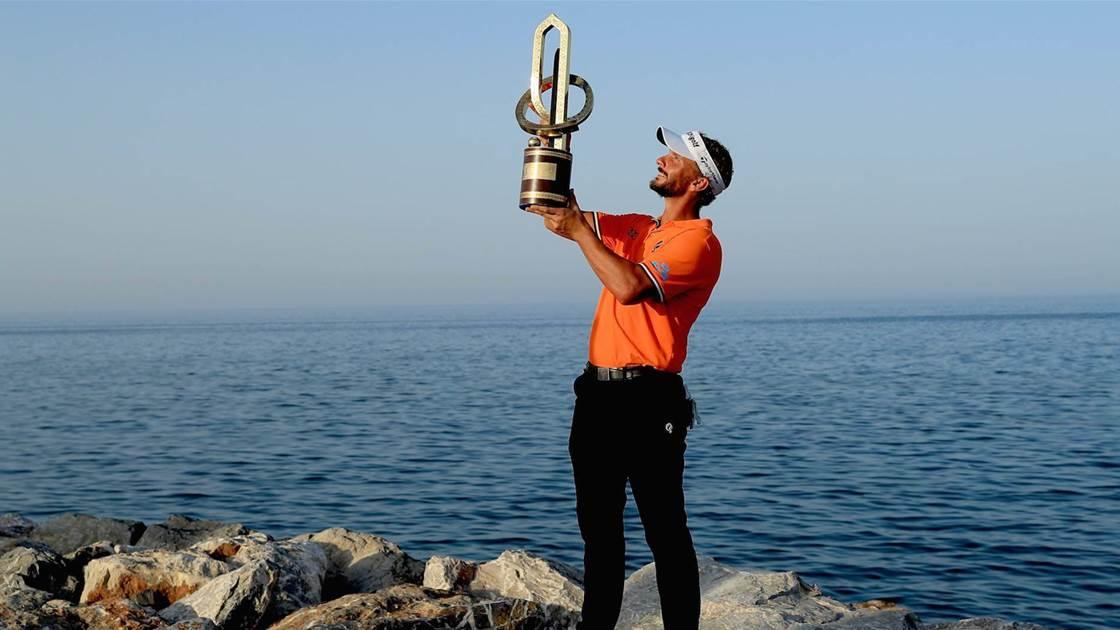 Luiten staves off Wood to win Oman Open