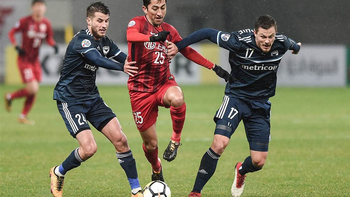 Melbourne Victory ACL player ratings