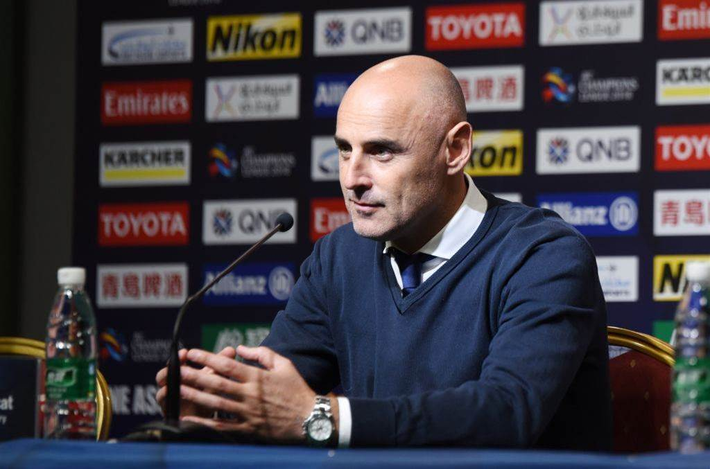 """Muscat: """"It sounds like our season's over, doesn't it?"""""""