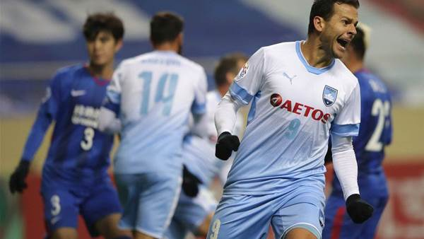 Shanghai Shenhua v Sydney FC Player Ratings