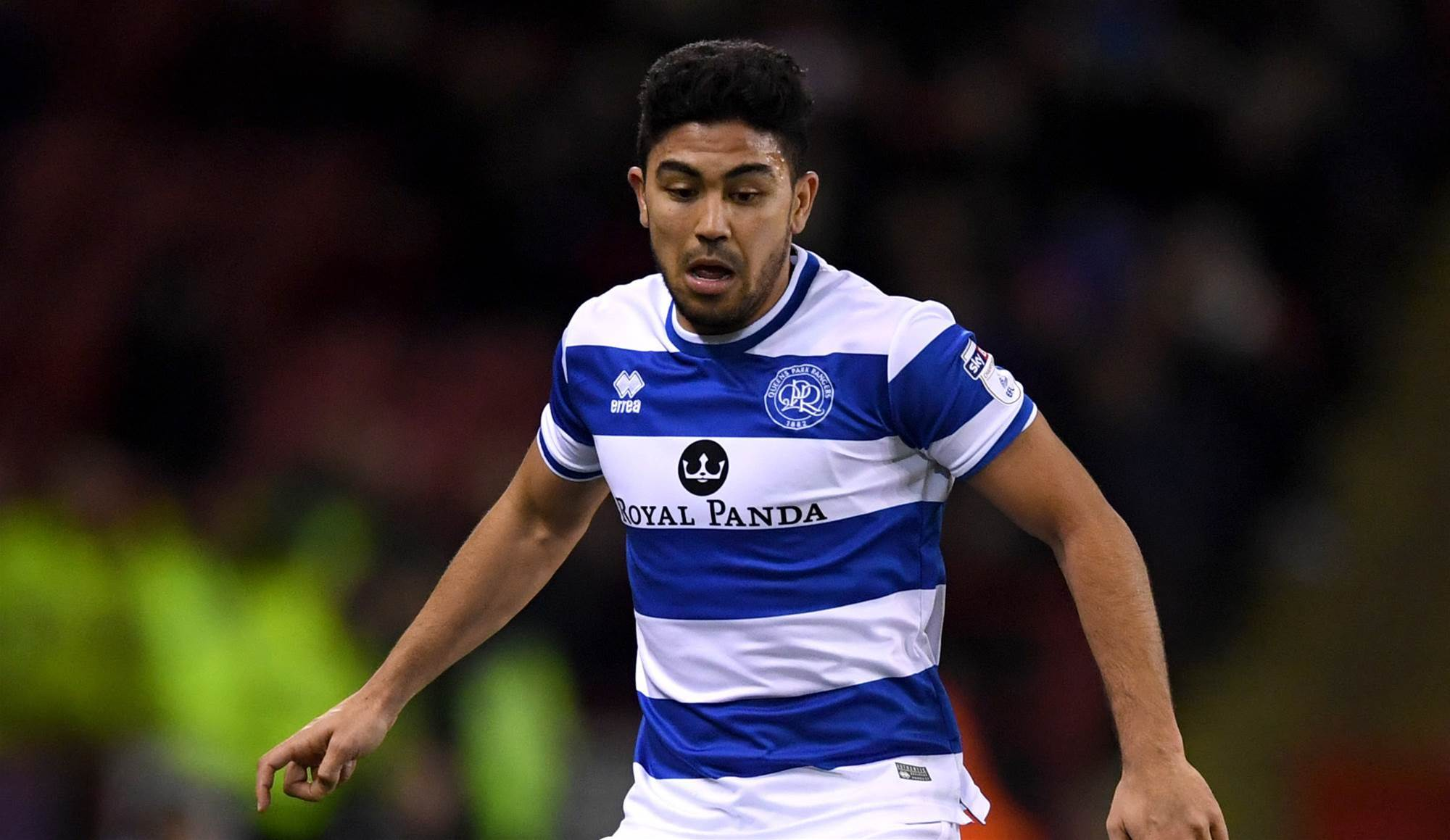 VIDEO: Luongo nets for QPR