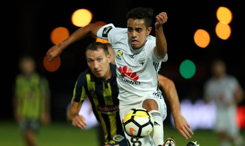 Sarpreet Singh signs new deal Wellington Phoenix