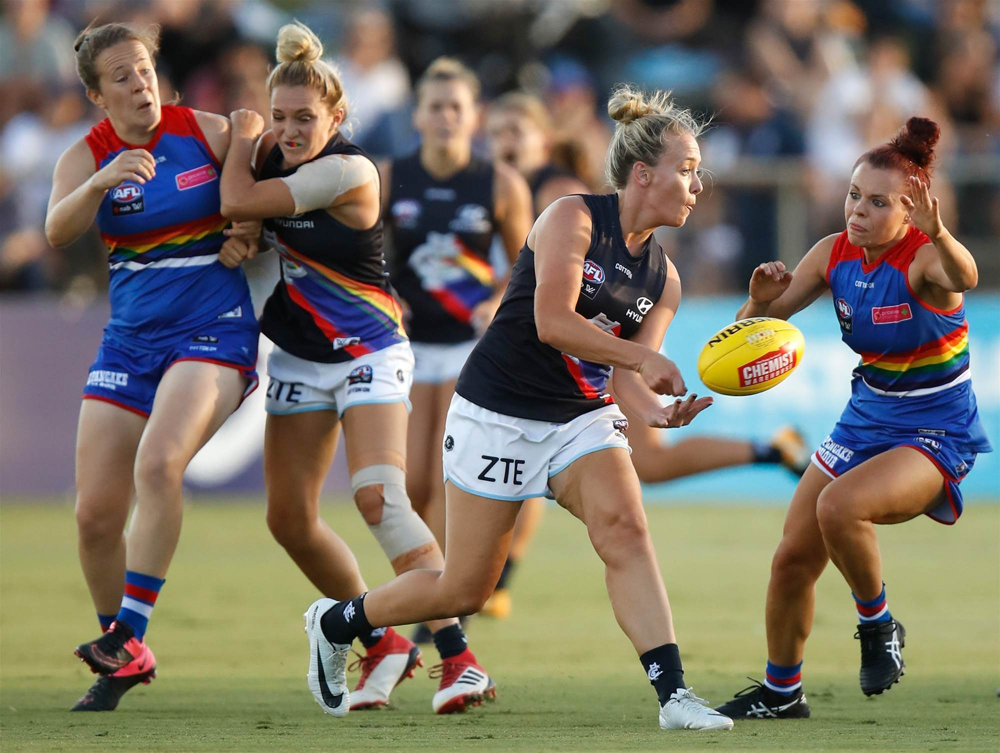 2018 Australia AFLW All-Australian Squad named