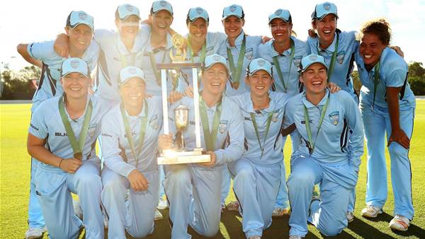 Breakers win 19th straight WNCL Championship