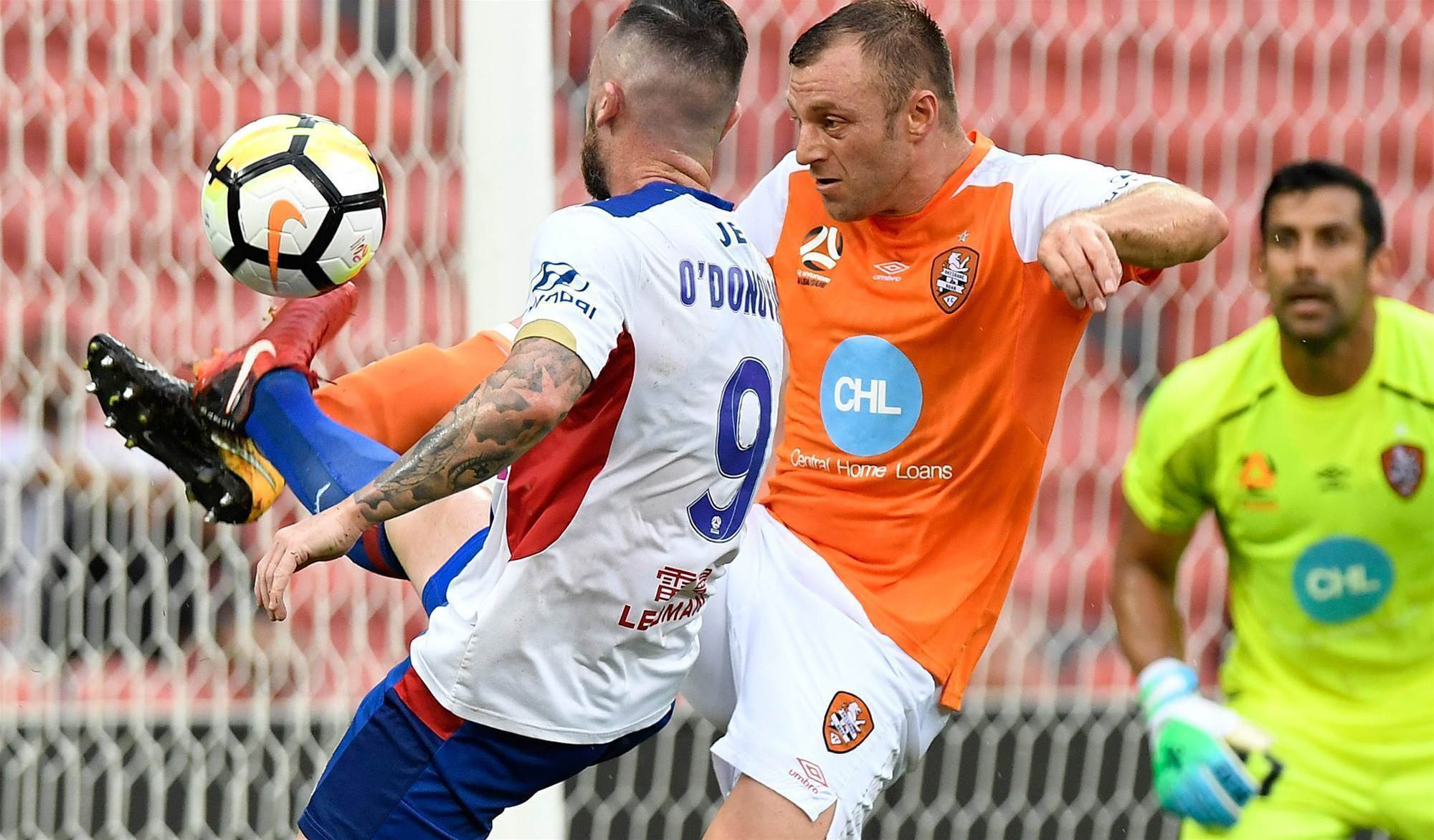Bosnich: 'Is there a better shot-stopper in the A-league?'