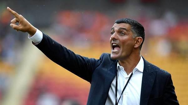 Aloisi: Brisbane Roar wants to win every trophy possible