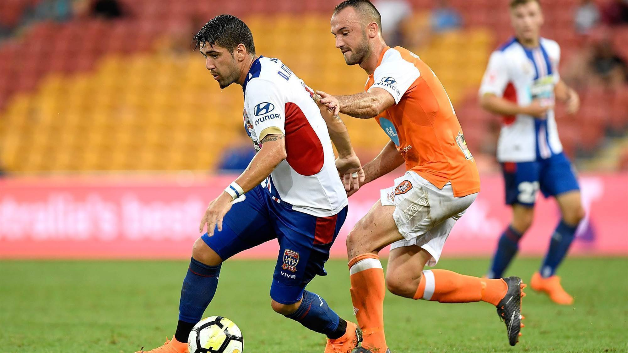 Brisbane Roar vs Newcastle Jets player ratings