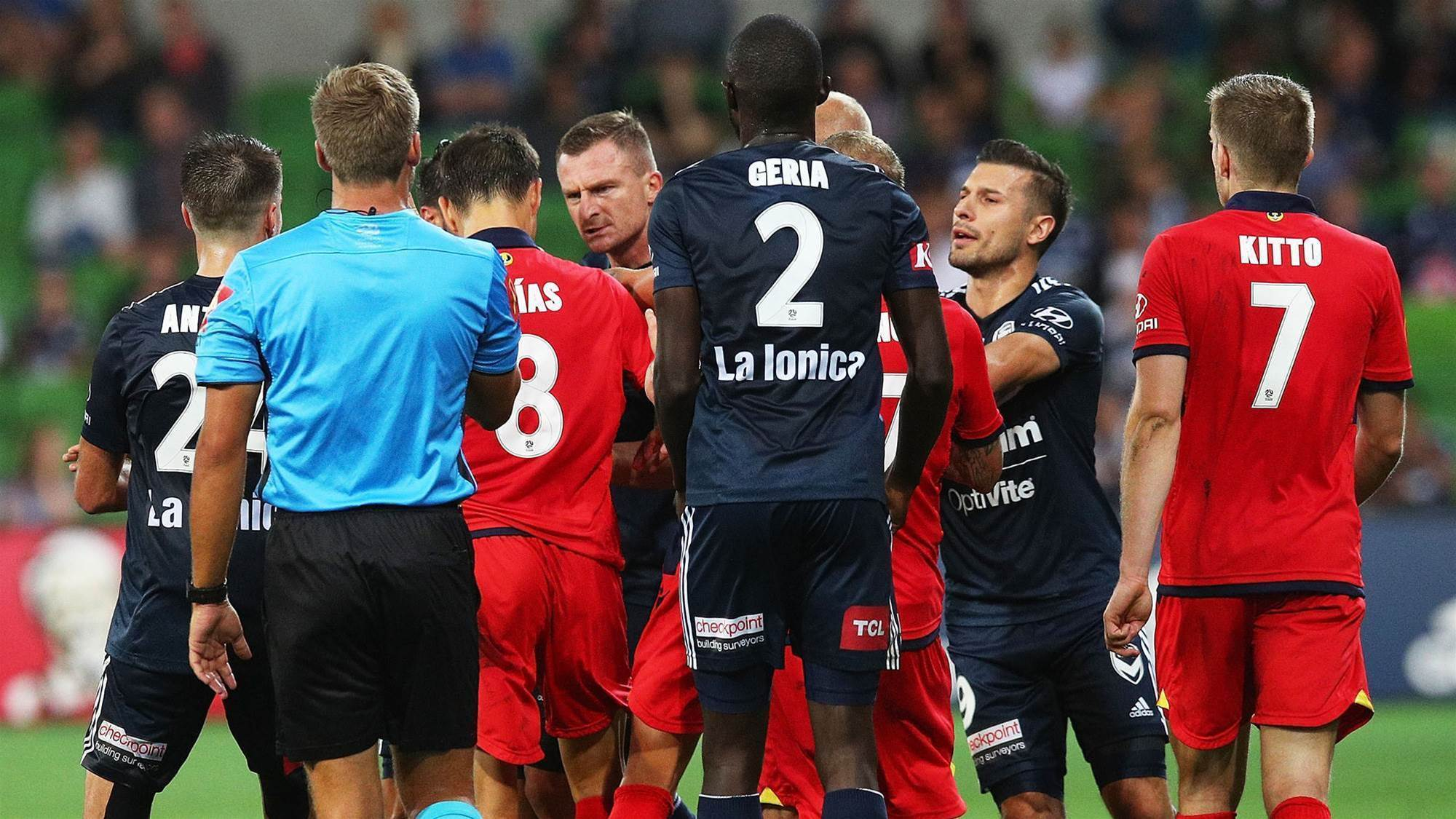 Melbourne Victory v Adelaide United player ratings