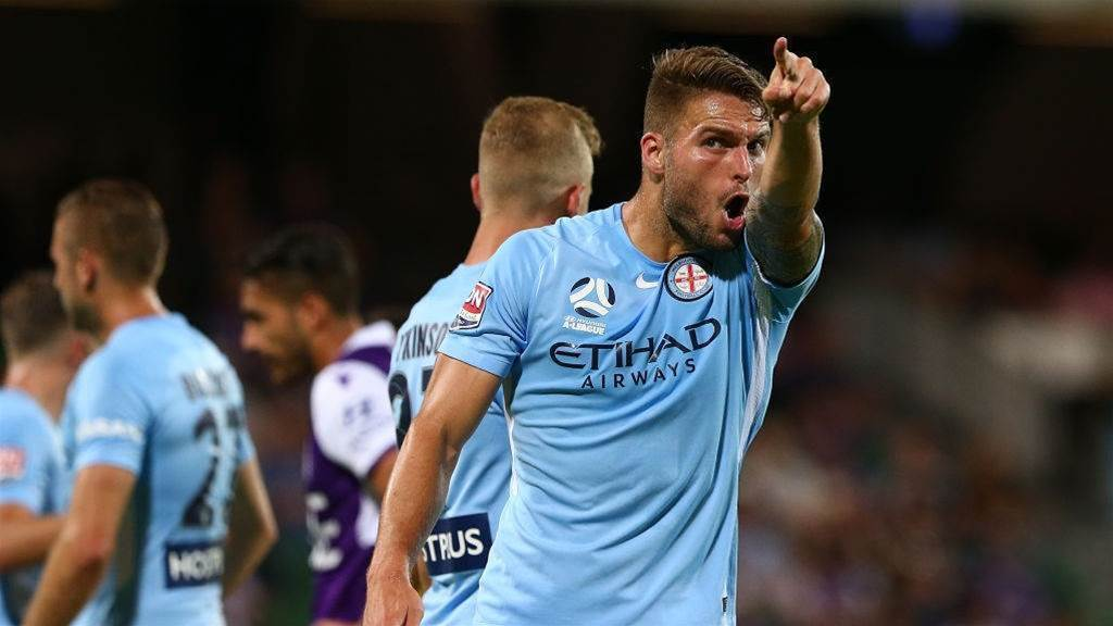 Schenkeveld wins City's top gong