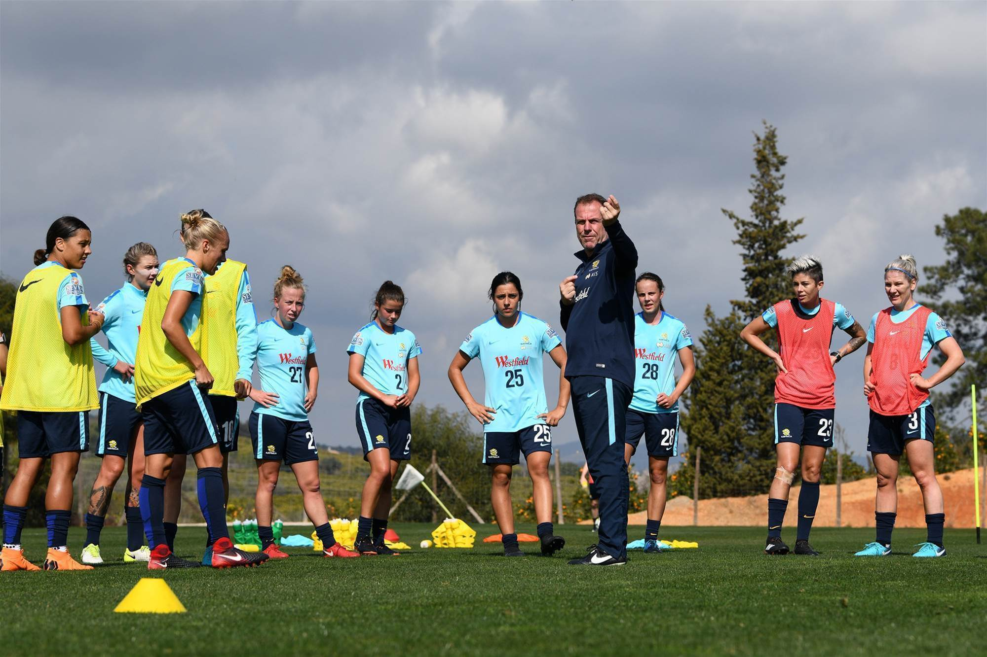 Matildas have a desire to be the best