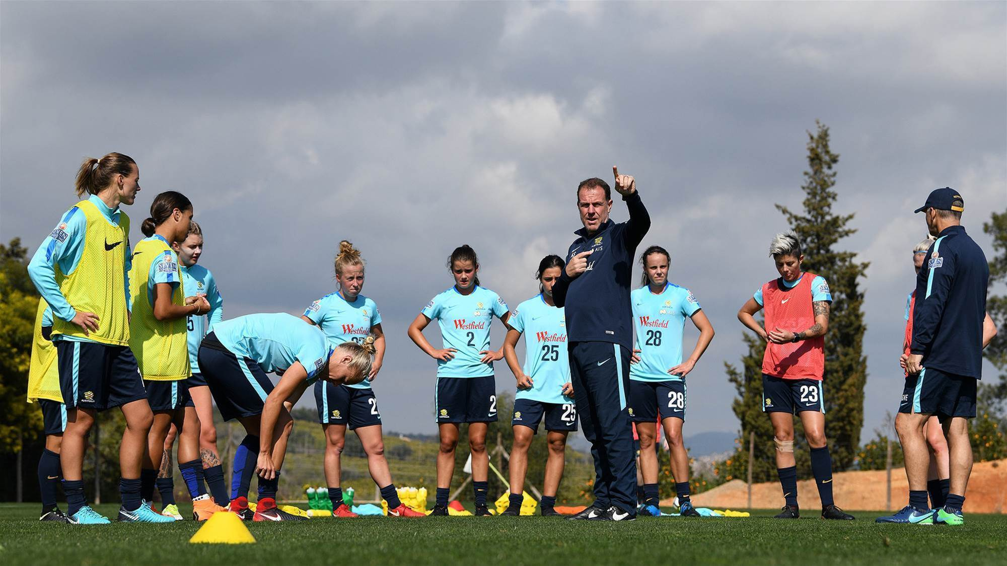 Algarve Cup Preview: Australia v Norway