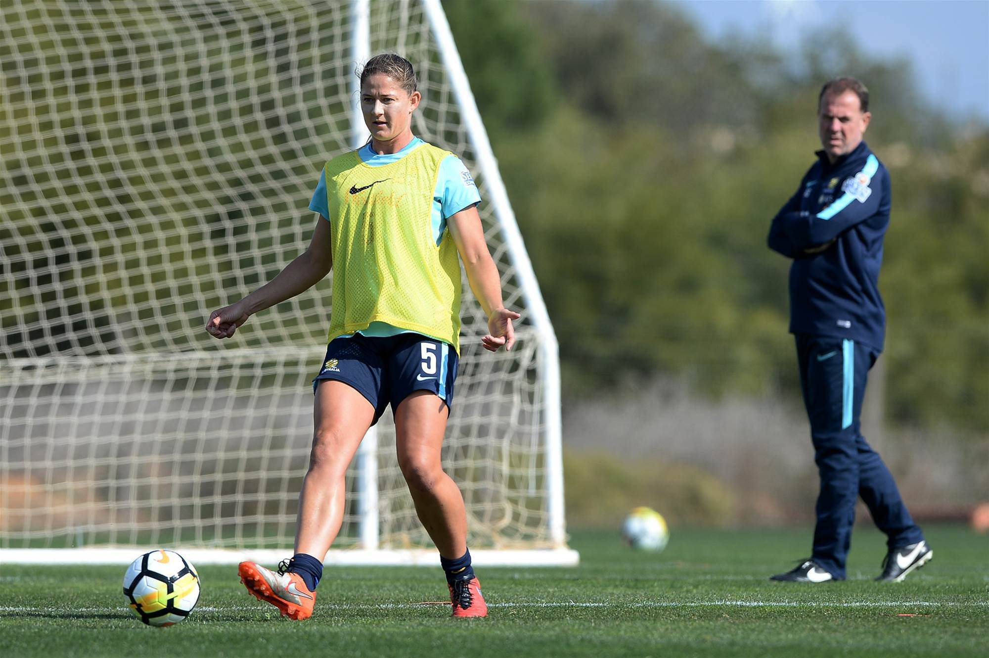 Alleway replaces Catley in squad
