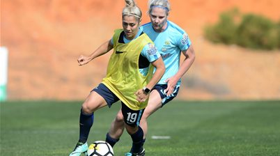 Gorry is ready upon Matildas return