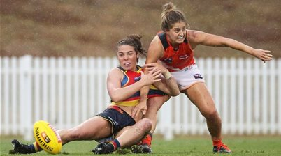 AFLW star leaves comp to focus on Matildas