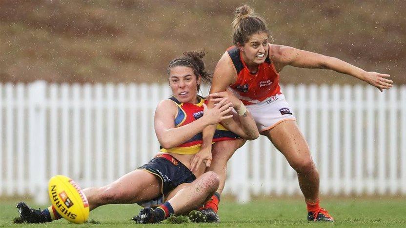 AFLW star leaves comp to focus on Matildas