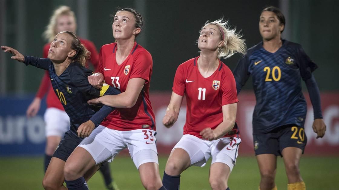 Match Preview: Norway v Australia
