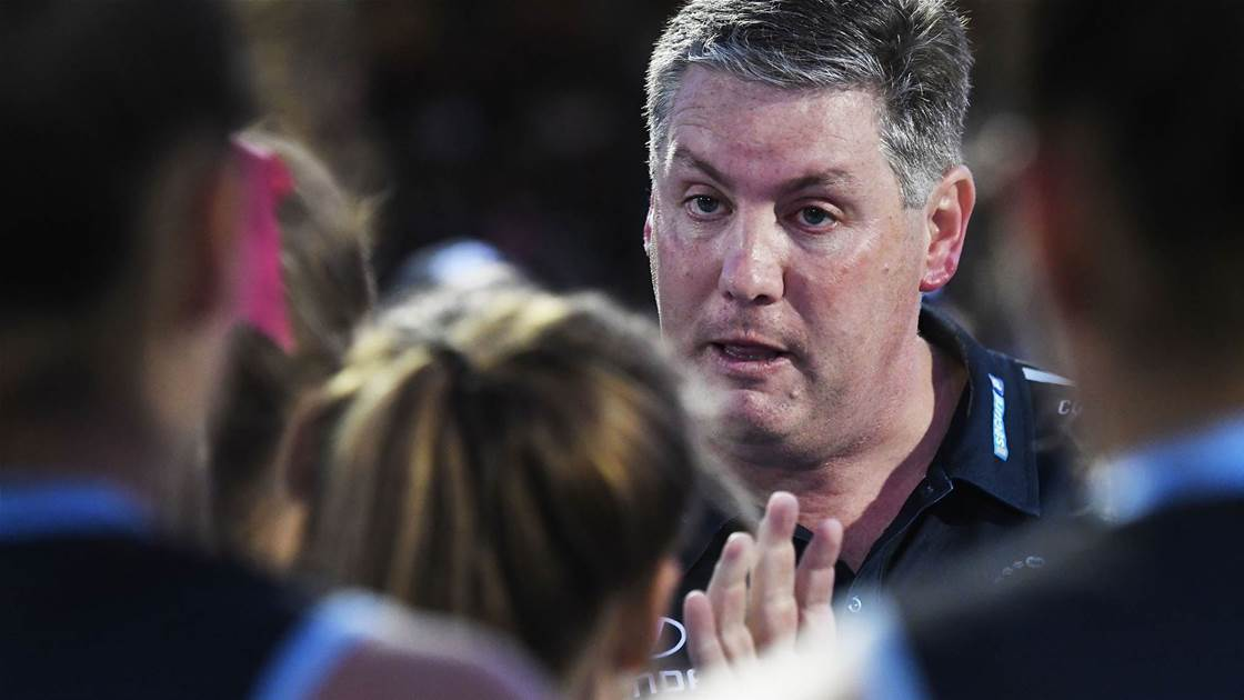 Keeping named VFLW coach of Demons