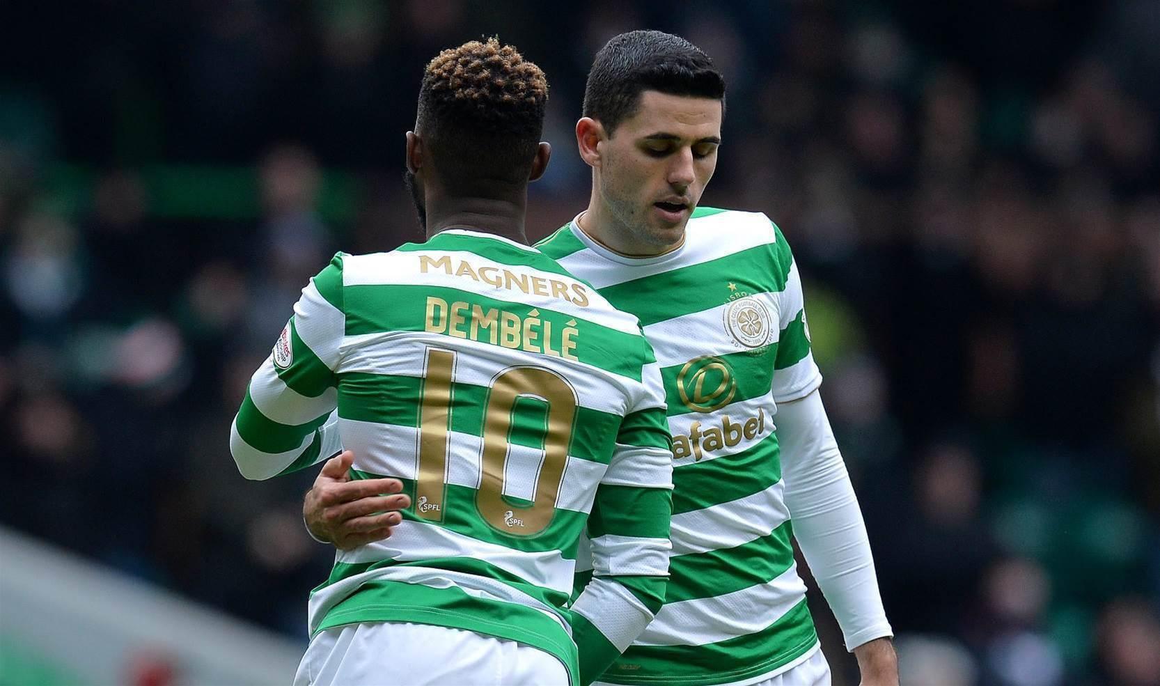 Tom Rogic helps Celtic progress, Awer Mabil's Midtjylland crash out