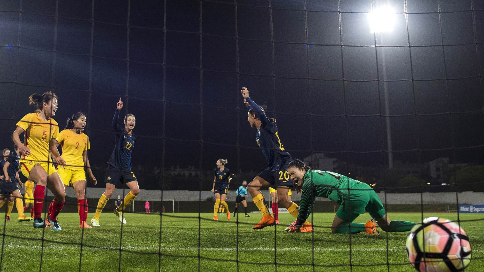 A new FIFA women's competition?