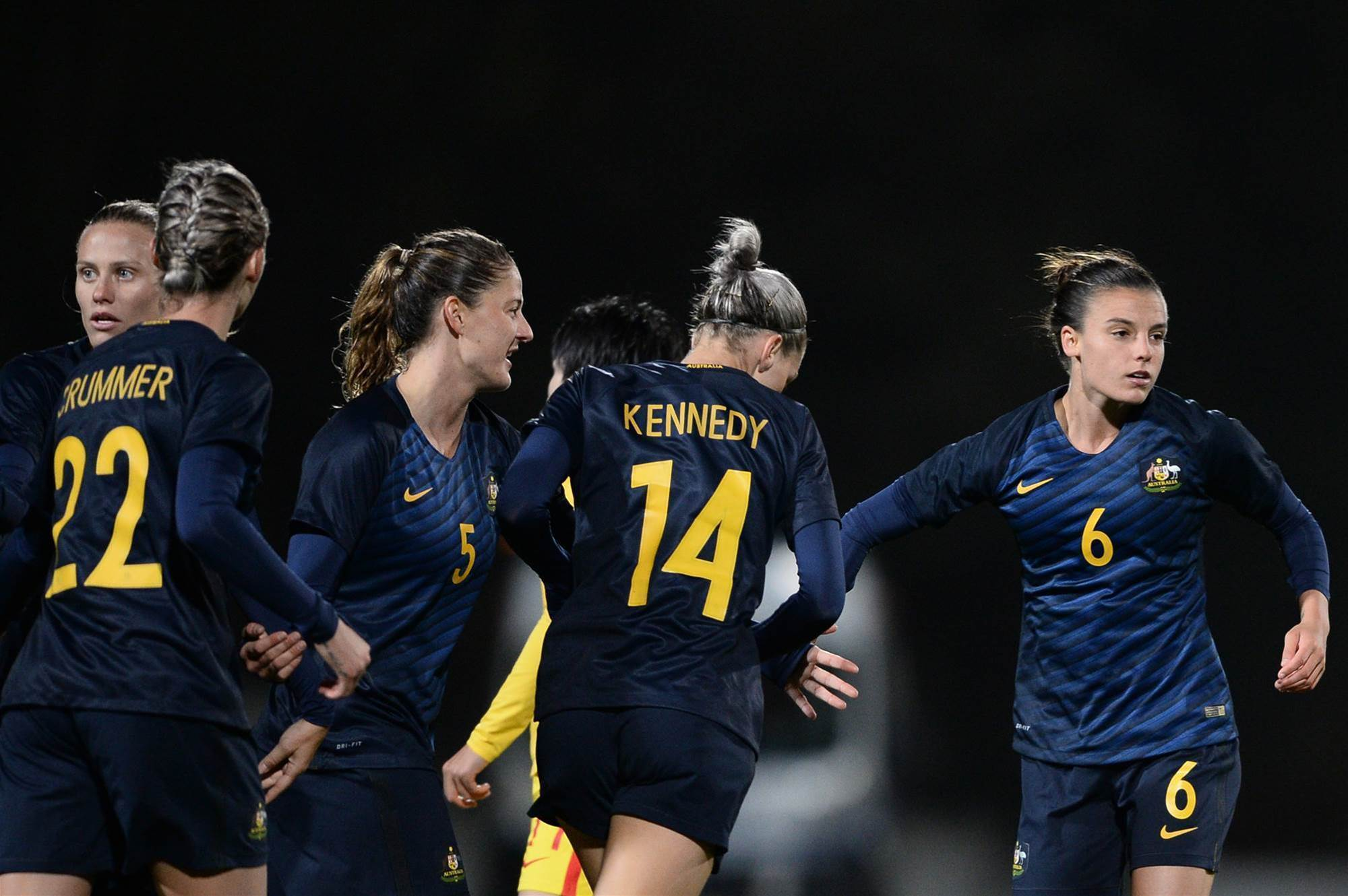 Matildas Asian Cup squad announced