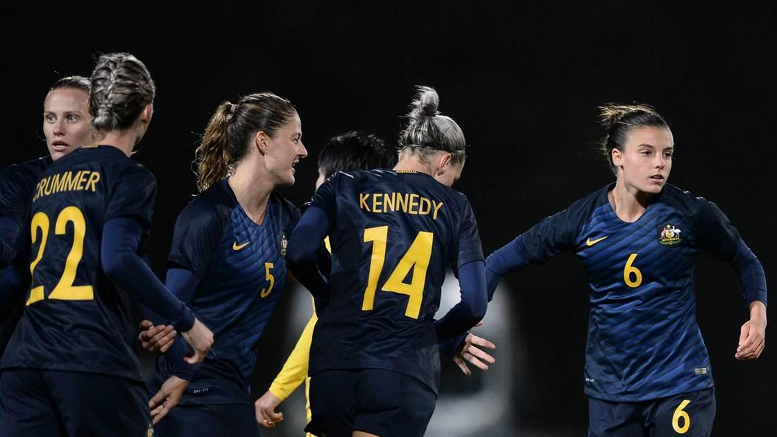 Matildas Asian Cup squad announced