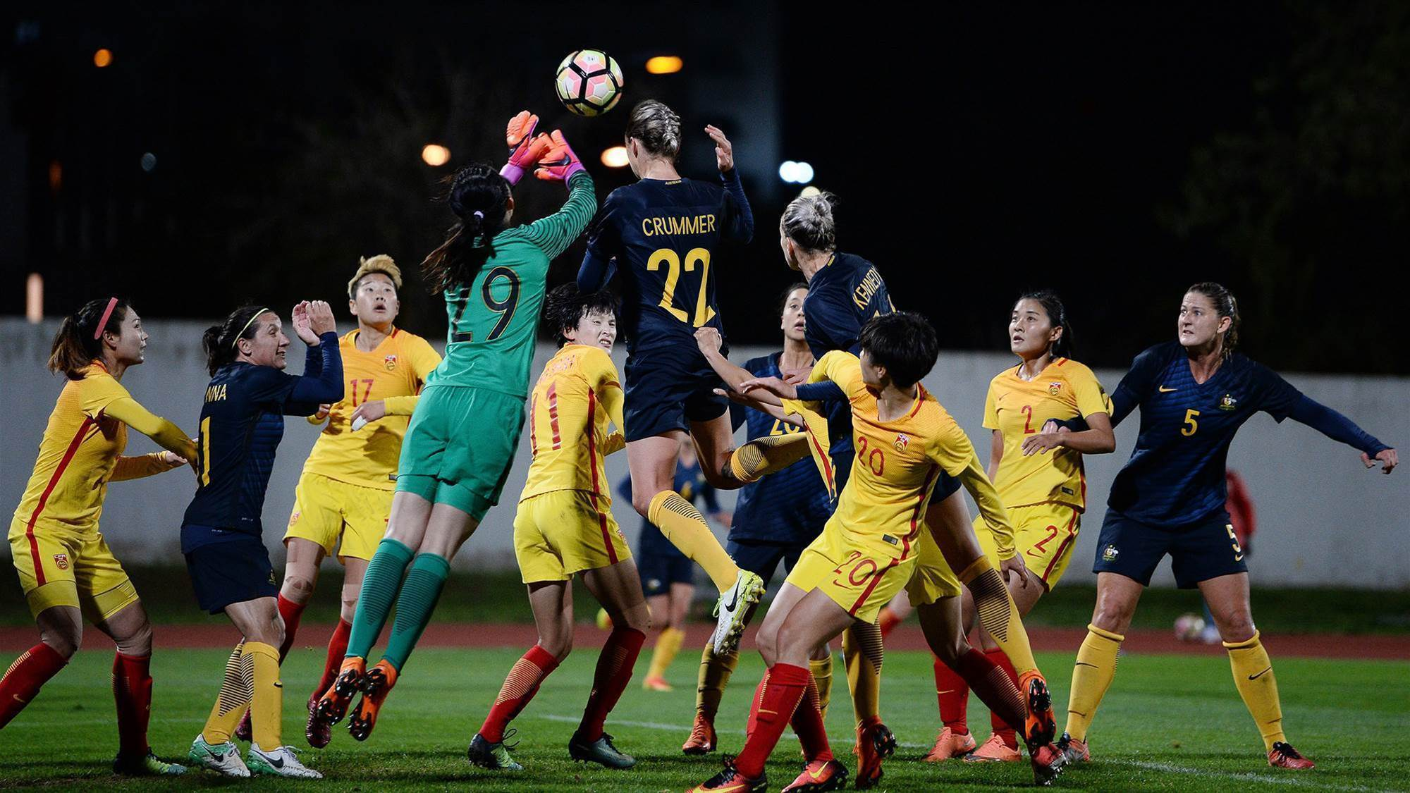 Australia v China PR: 5 Things Learned