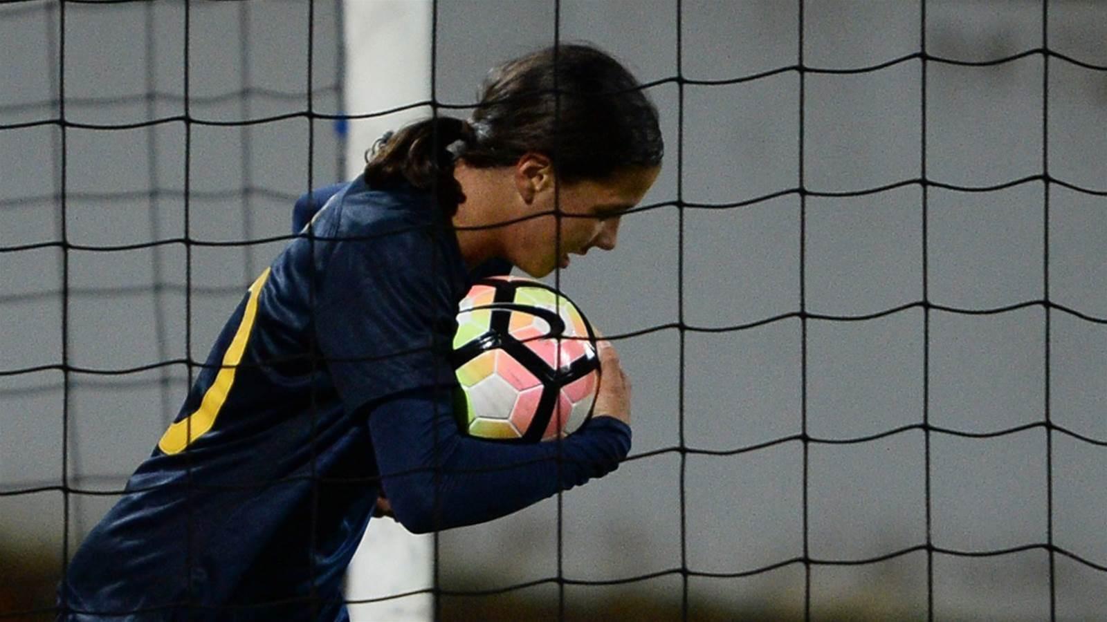 No Sam Kerr for Matildas' Euro tour