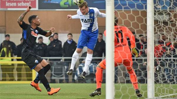 WATCH: Yeboah scores in Paderborn rout