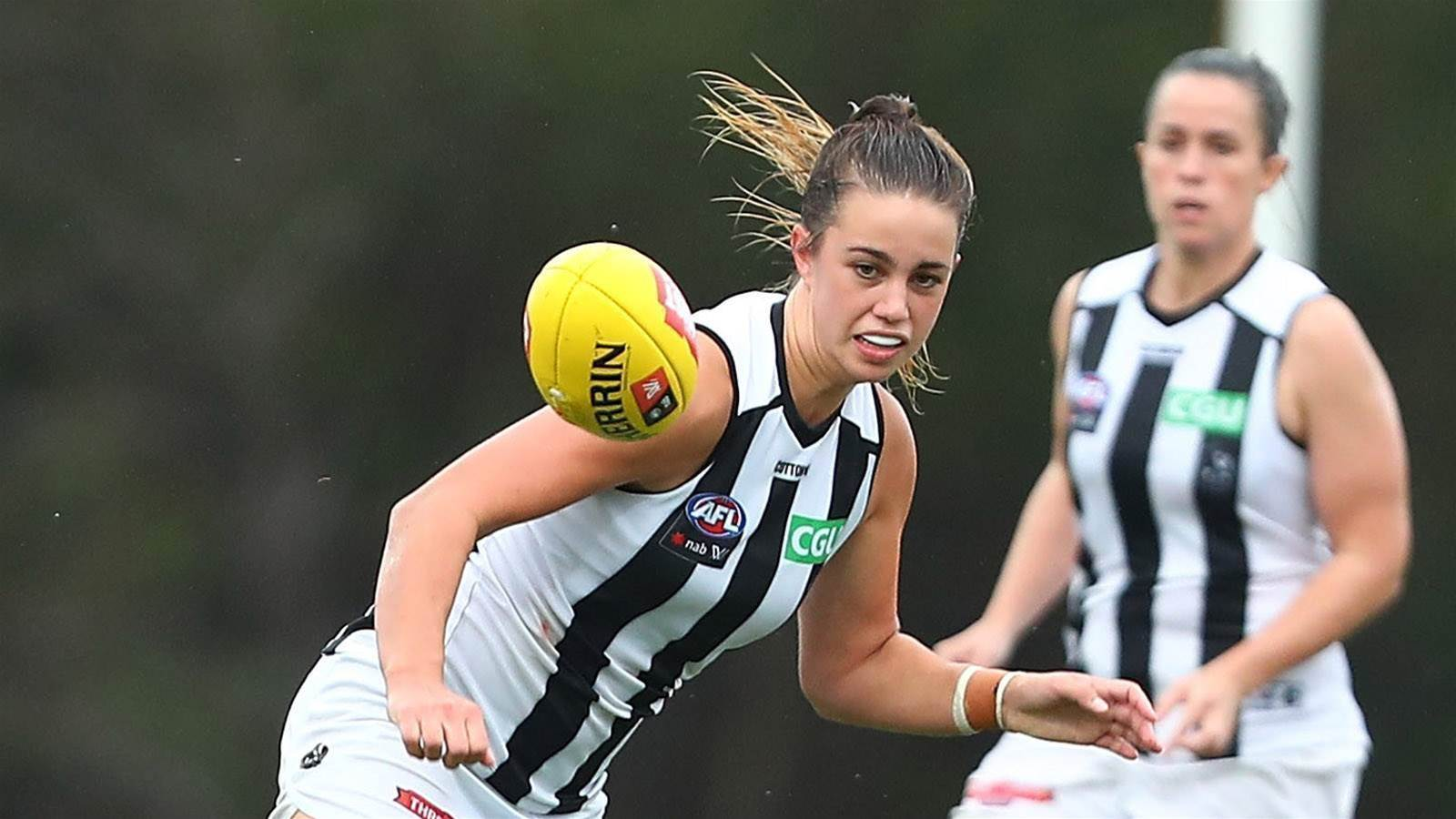 Magpies lose their best and fairest