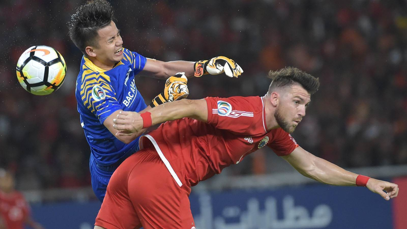 Persija star arrested en route to Jets clash