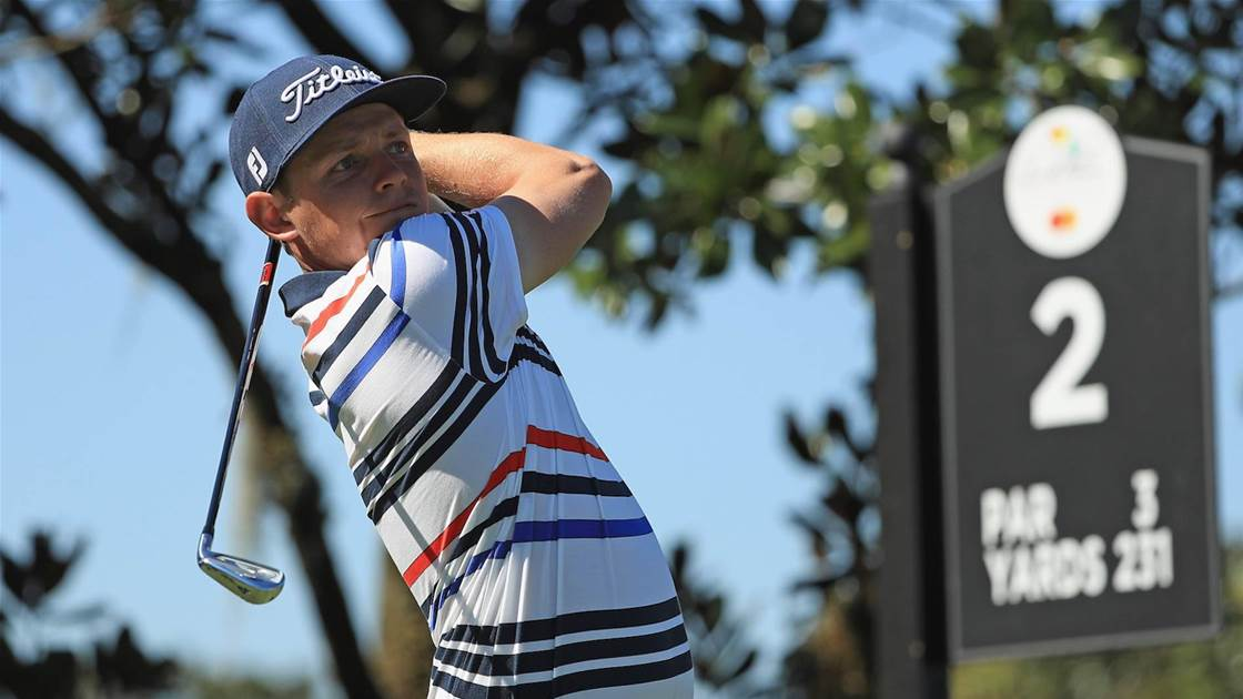 Smith ready for tough WGC-Match Play group