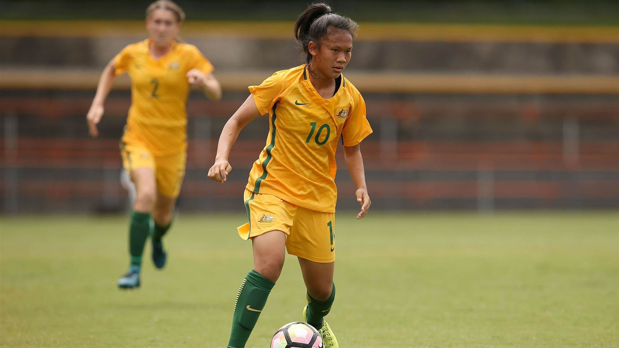 Young Matildas and Thailand: Who will finish top?