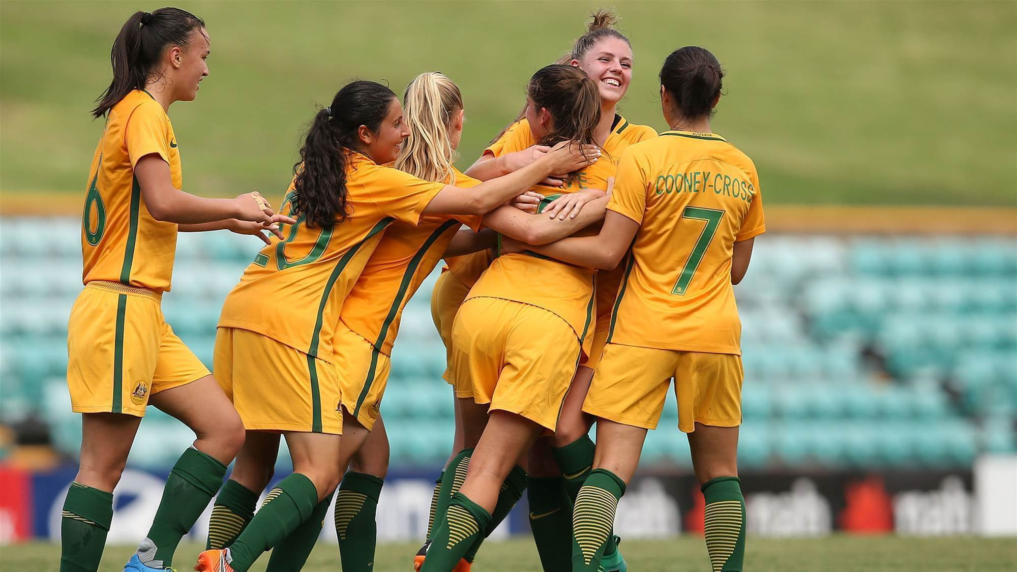 Young Matildas squad announced ahead of AFF Championship
