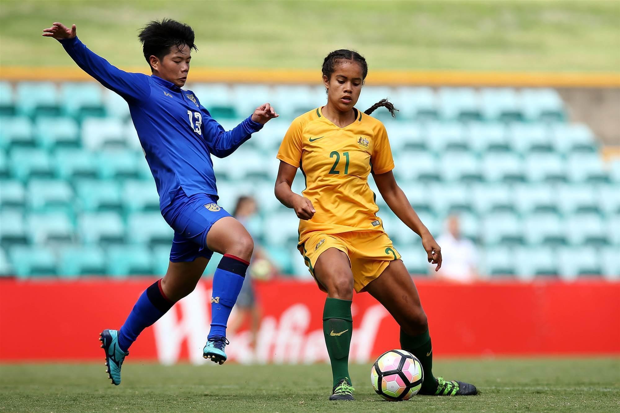 Teenager Mary Fowler comes into Matildas squad