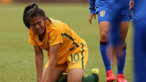 Escaping Thailand to Western Sydney, to Young Matildas and a Golden Boot: Phonsongkham's incredible journey
