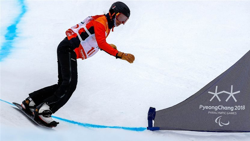 Bibian clinched gold two months after cancer surgery