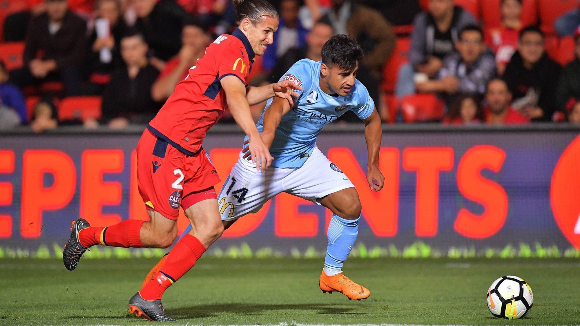 Brattan's advice to Arzani: Keep your feet on the ground
