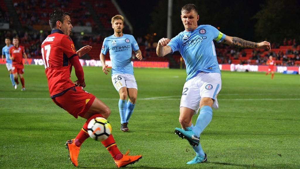 City and Adelaide stars in potential trade