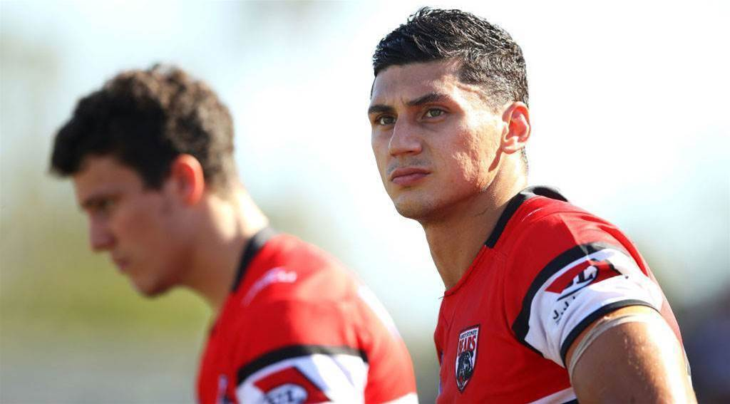 Souths forward considers UK move