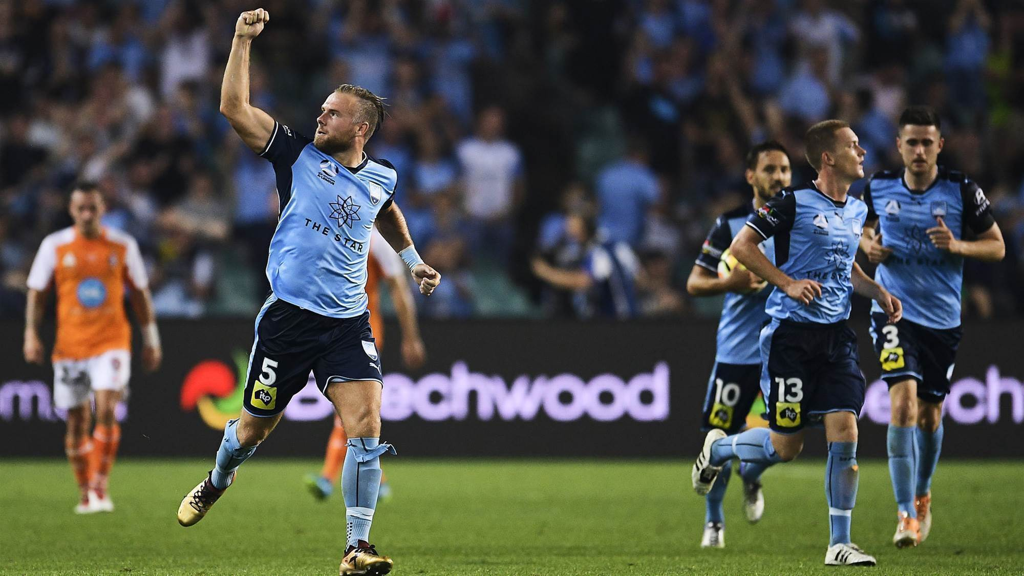 Arnold: Sydney has the quality to bounce back