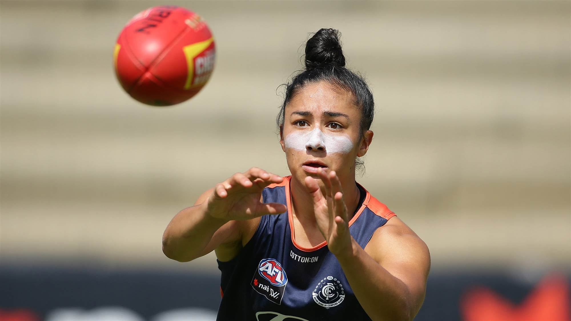Carlton duo sign for 2019