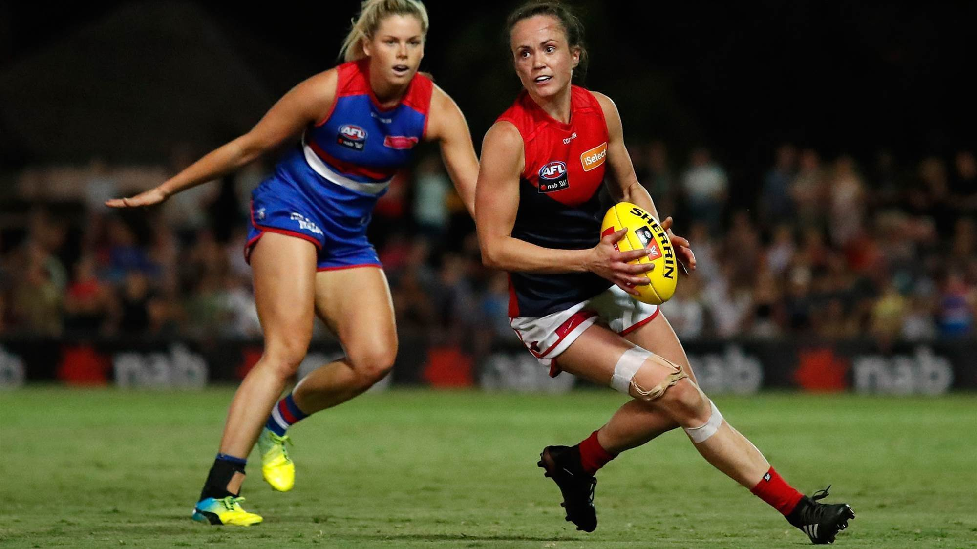 Pearce: Looking for longer AFLW season