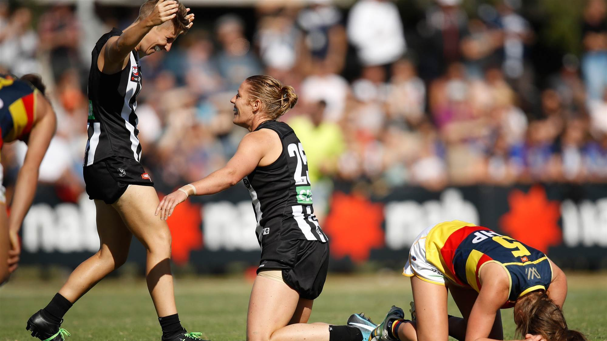 AFLW players outraged over proposed plans but nothing confirmed