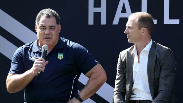 Meninga: Ban that racist fan for life