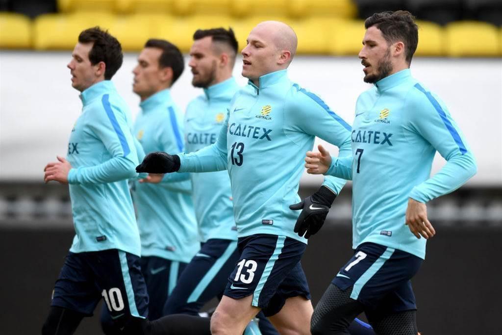 Turkey camp & friendlies confirmed for Socceroos