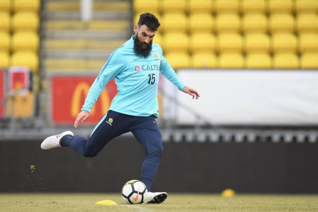 Jedinak excited by new Socceroo era