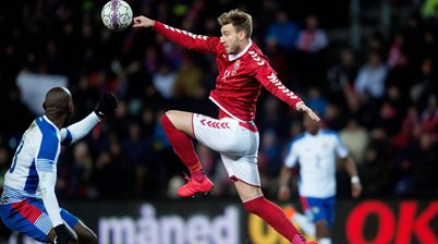 Denmark forward Bendtner could miss 2018 FIFA World Cup Due to Injury - Reports