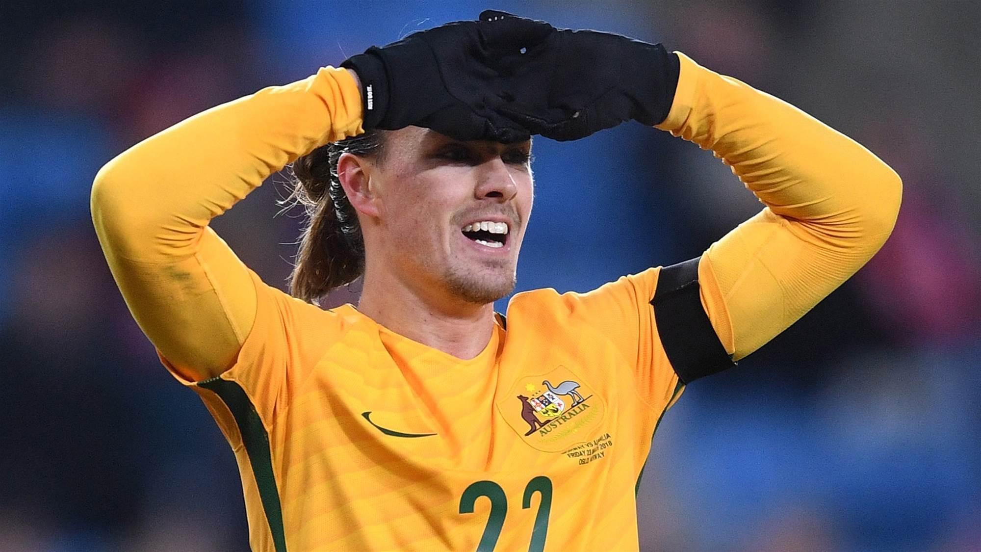 Jackson Irvine: Socceroos can only get better...
